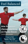 Haida Gwaii Tai Chi Classes