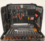 Xcelite service tool kit in case