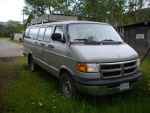 passenger van for sale